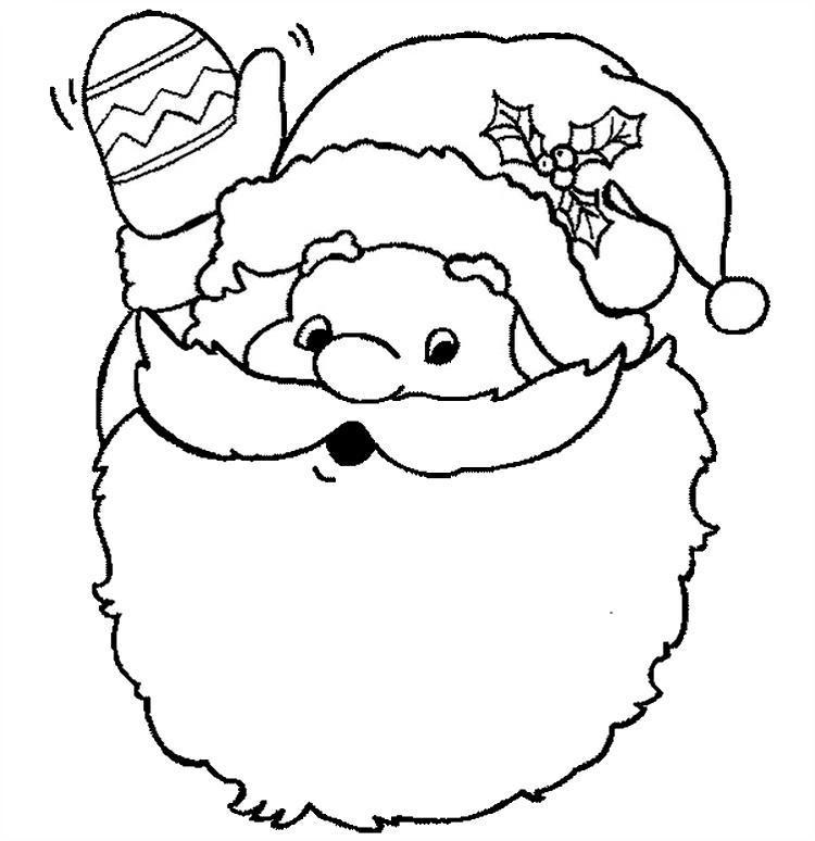 Новый год Раскраски про зиму для детей