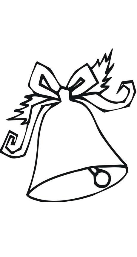 Звенящий колокольчик Зимние рисунки раскраски