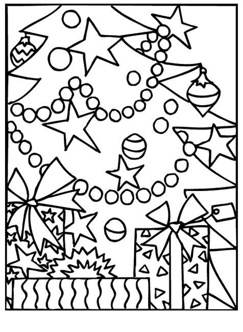 Елочные шары Раскраски на тему зима