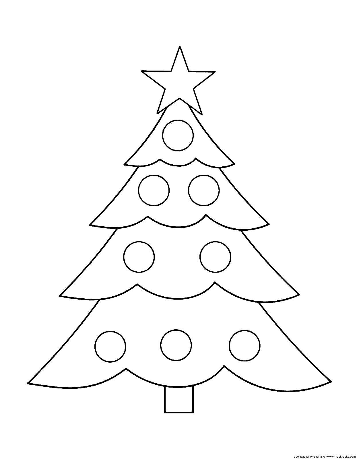 Новый год Раскраски зима распечатать бесплатно